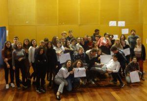 Concours d'éloquence au lycée Victor et Hélène Basch
