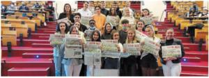 Read more about the article Les étudiants de NDRC2A en opération porte-à-porte pour Ouest-France